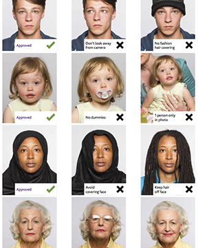 uk passport photos in sheffield